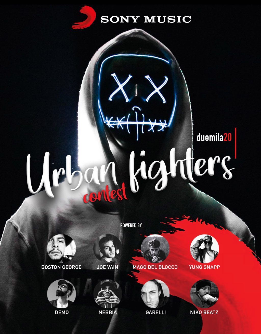 Olzemusic Urban Fighters Contest 2020